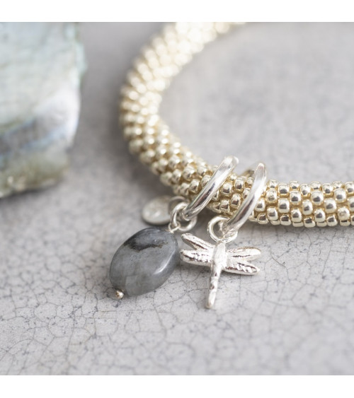 A Beautiful Story Jacky Labradorite Dragonfly
