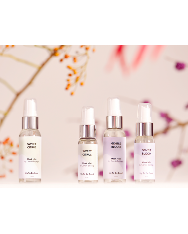 Mask Mist - By Carole Baijings for Up To Do Good