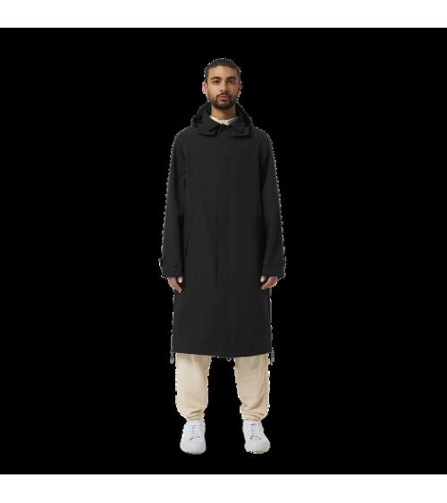 Maium Mac Coat Black
