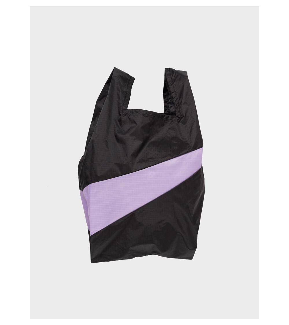 Susan Bijl Shoppingbag Black & Idea