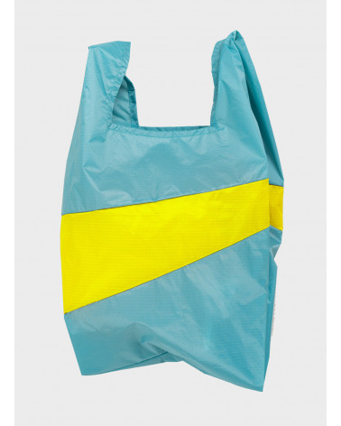 Susan Bijl Shoppingbag Concept & Fluo Yellow