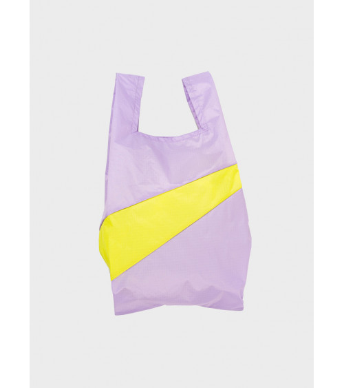 Susan Bijl Shoppingbag Idea & Fluo Yellow
