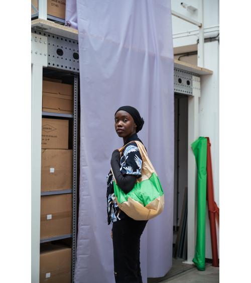Susan Bijl Shoppingbag Try & Fluo Yellow