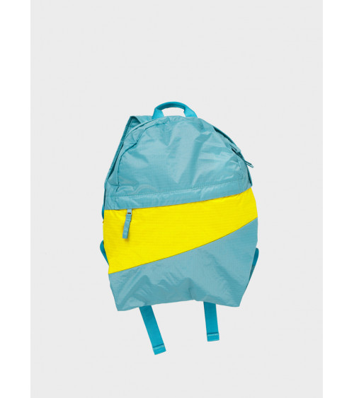 Susan Bijl Foldable Backpack Concept & Fluo Yellow M