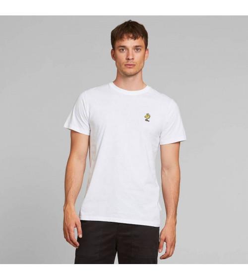 T-shirt Stockholm Woodstock Wit