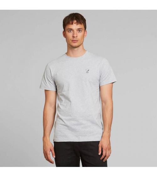 T-shirt Stockholm Snoopy Grijs