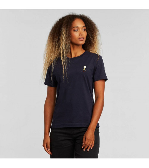 Dedicated T-shirt Mysen Charlie Brown Navy