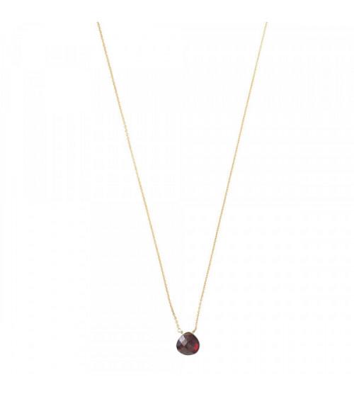 A Beautiful Story Divine Garnet SGP Necklace