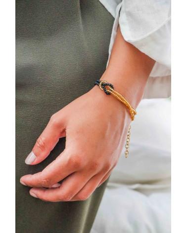 Return to Sender Infinity Bracelet