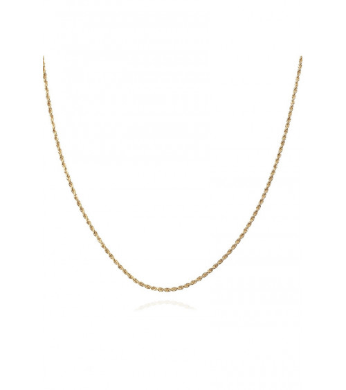 T.I.T.S. Rope Chain - Gold