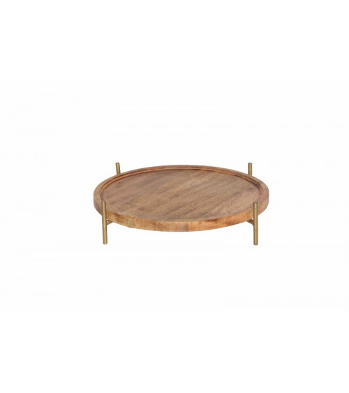 Return to Sender Wooden Tray with Standard