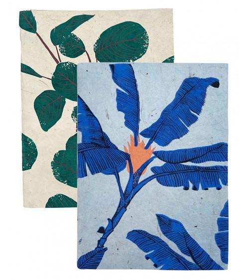 Return to Sender Notebooks Plants A6 Set of 2