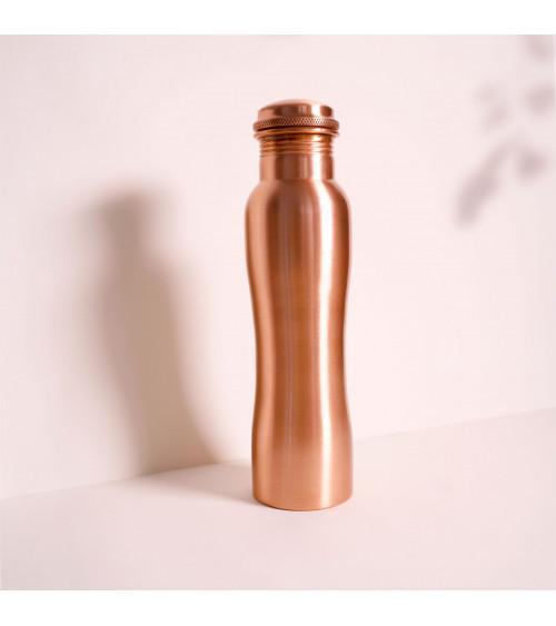 Forrest & Love Matt Curve Copper Water Bottle 900 ML