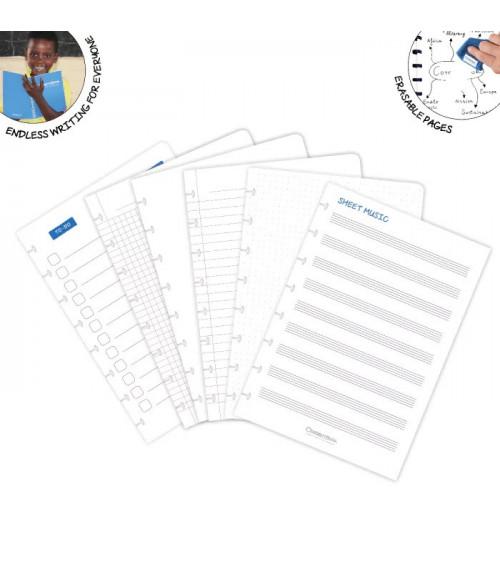Correctbook Extra Set Pagina s