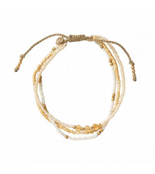 A Beautiful Story Gentle Citrine Gold Bracelet