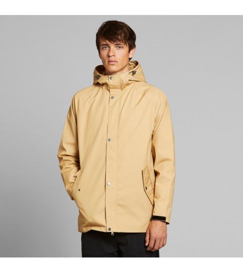 Jacket Hoddevik Beige