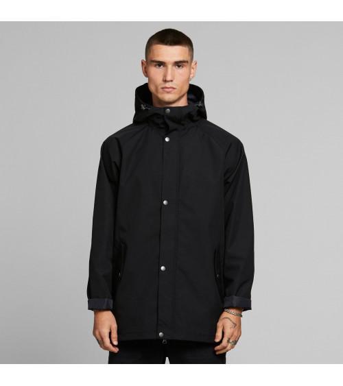 Dedicated Jacket Hoddevik Black