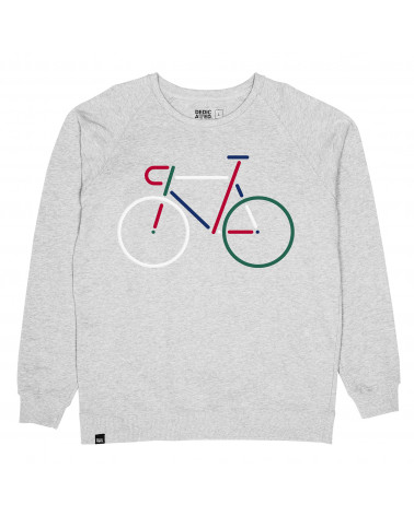 Dedicated Sweatshirt Malmoe Color Bike