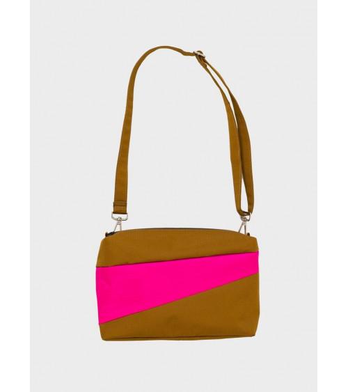 Susan Bijl Bum Bag Make & Pretty Pink M