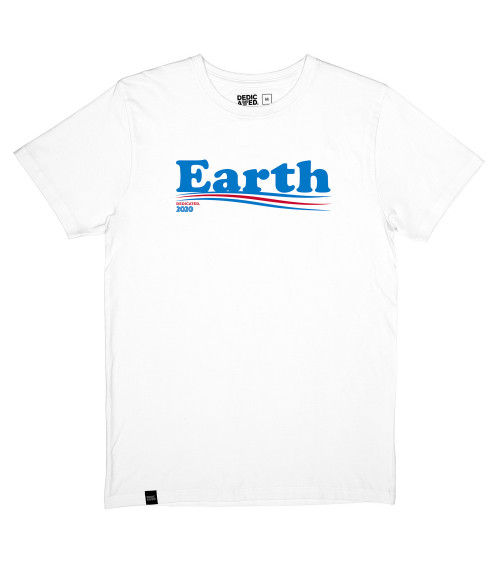 Dedicated T-shirt Stockholm V ote Earth