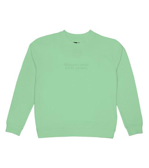 Dedicated Sweatshirt Ystad Planet Support