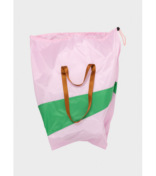 Susan Bijl Trash Bag Pale Pink & Wena