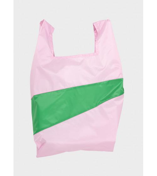 Susan Bijl Shoppingbag Pale Pink & Wena