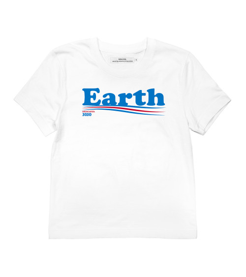 Dedicated T-shirt Mysen V ote Earth