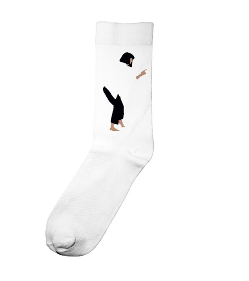 Dedicated Socks Pulp Fiction Dance