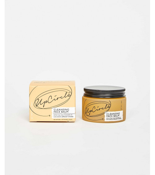 UpCircle Cleansing Face Balm Apricot