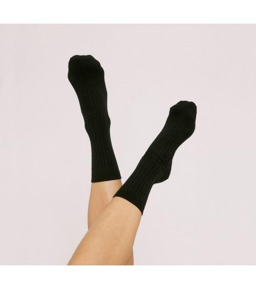 Organic Basics Rib Socks 2-Pack