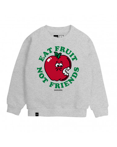 Dedicated Sweatshirt Katthult Eat Fruit