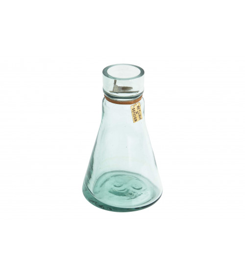 Return to Sender Recycled glas vaasje small