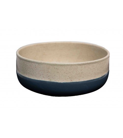 Return to Sender Two colour bowl grijs